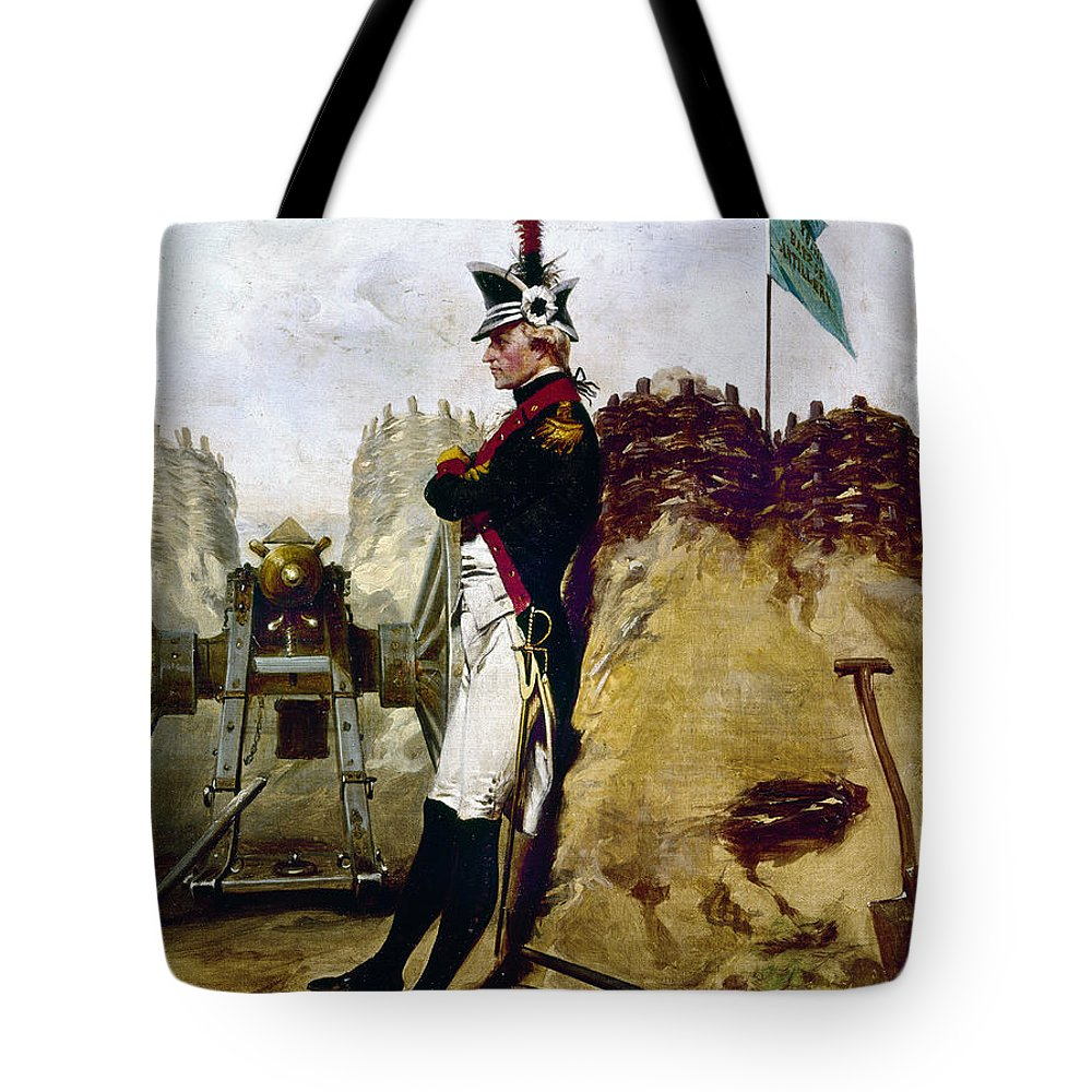 db562396c888 1781 Tote Bag featuring the photograph Alexander Hamilton by Granger