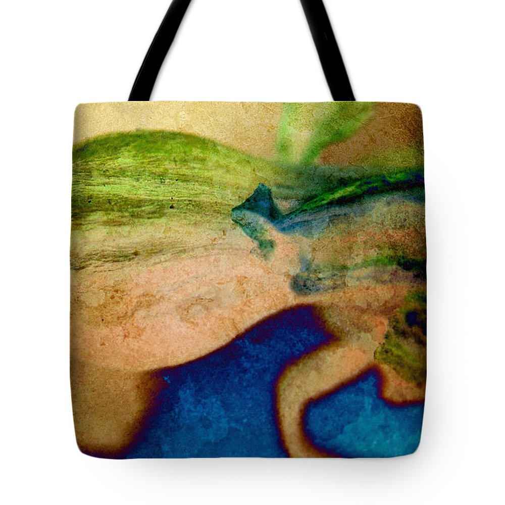 Plant Tote Bag featuring the photograph Bulbous by WB Johnston
