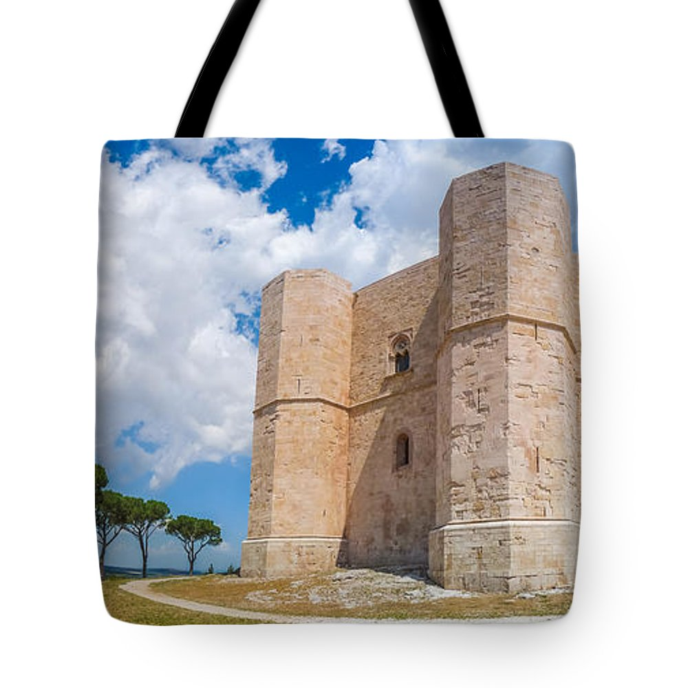 Ancient Tote Bag featuring the photograph Castle In The Sky by JR Photography