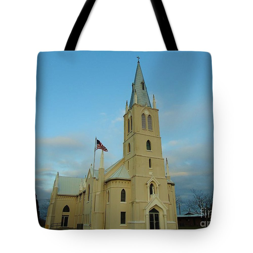 Church Tote Bag featuring the photograph Church by Rancher's Eye Photography