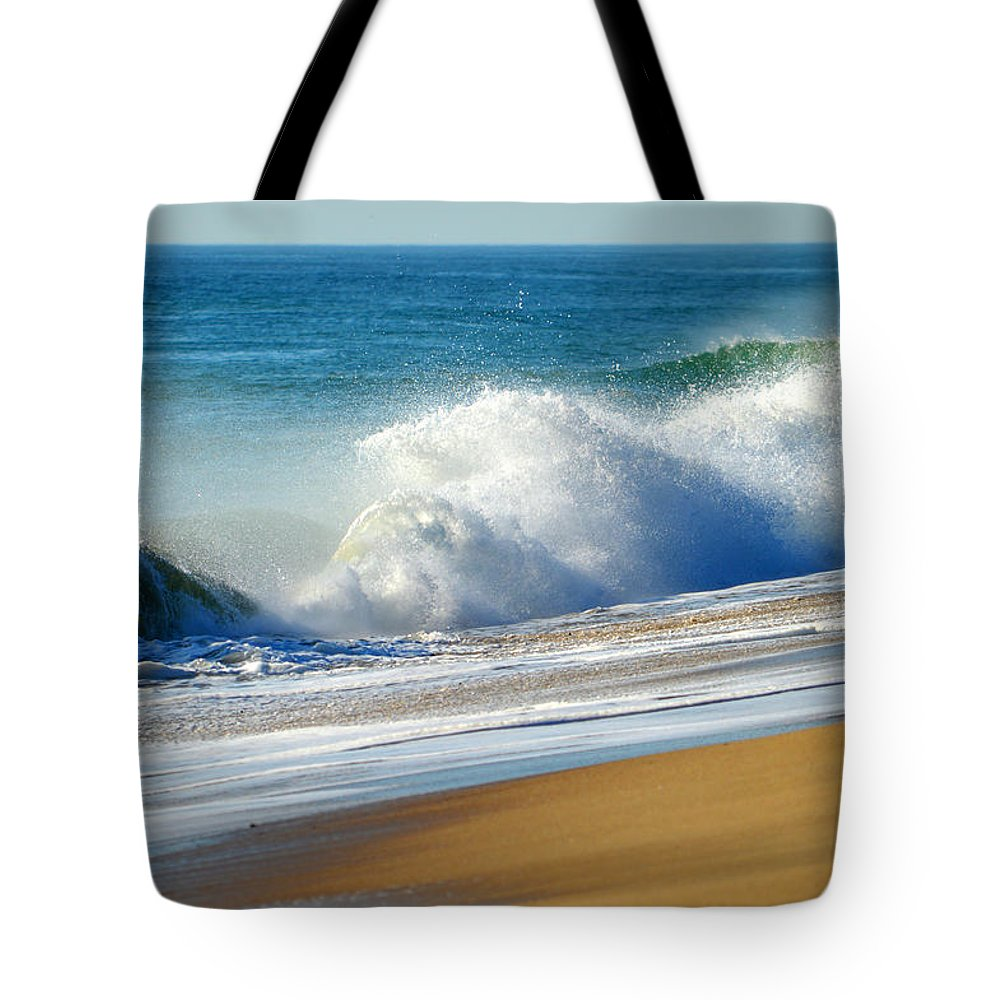 Ocean Tote Bag featuring the photograph Coastal Bliss 2 by Dianne Cowen