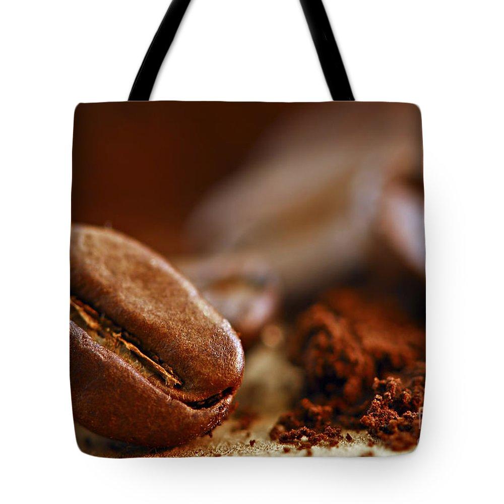 Bean Tote Bags
