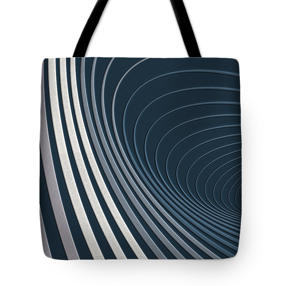 Abstracts Collection By Serge Averbukh Tote Bag featuring the photograph Color Harmonies - Mountain Mist by Serge Averbukh