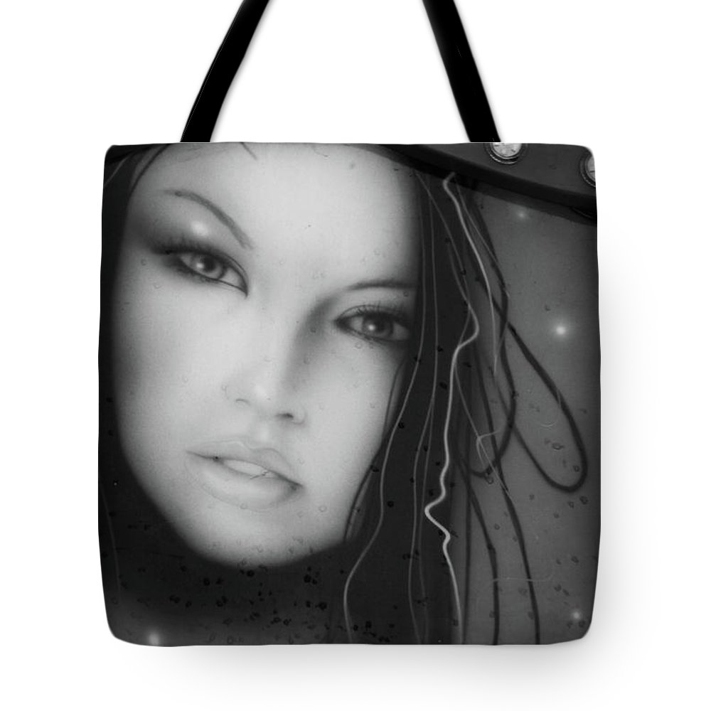 Lister Park Tote Bag featuring the photograph Covered by Jez C Self