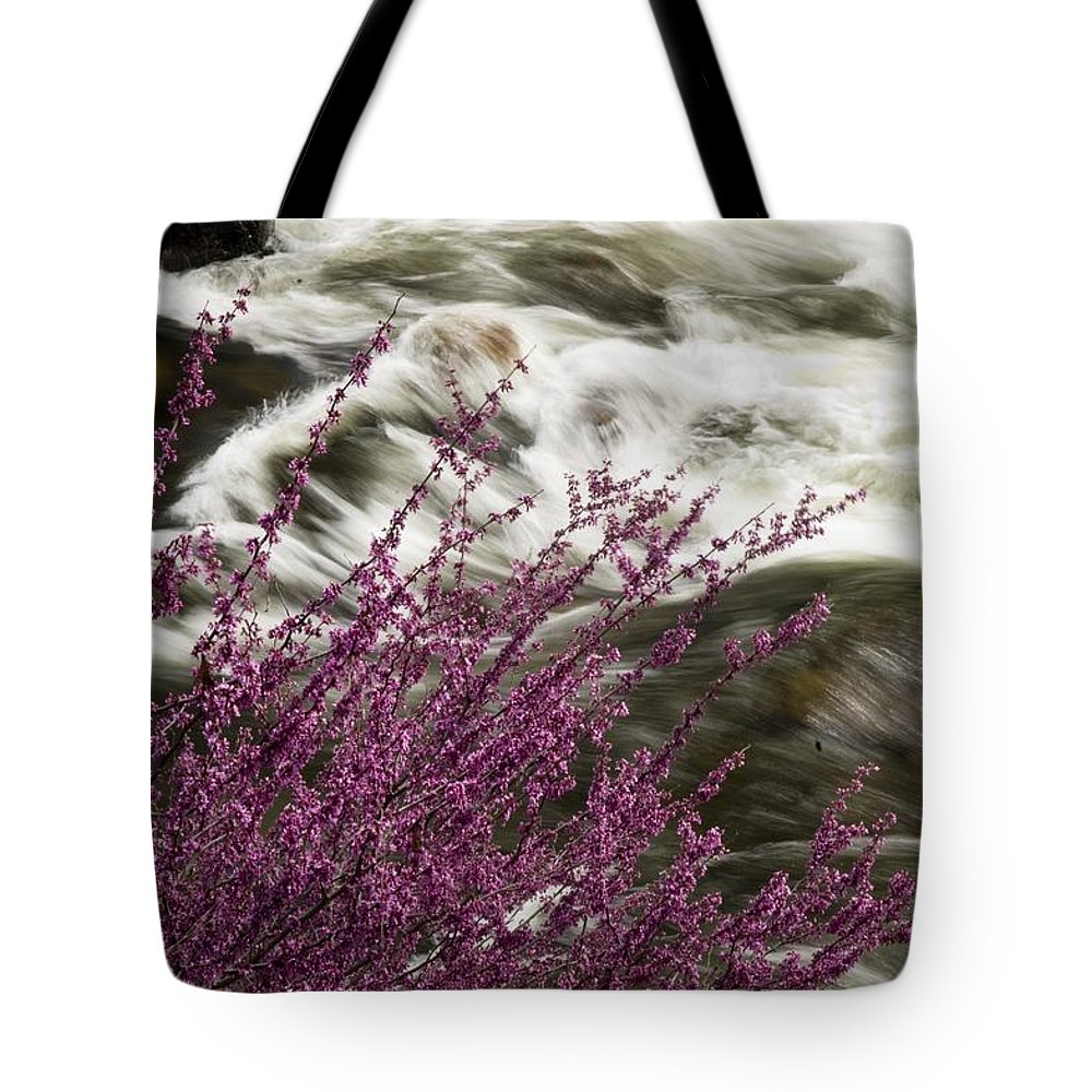 California Scenes Tote Bag featuring the photograph Cranberry Gulch by Norman Andrus