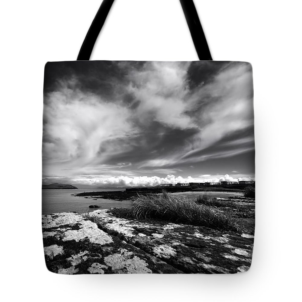 Cuan Ireland Tote Bag featuring the photograph Cuan, Ireland by Smart Aviation