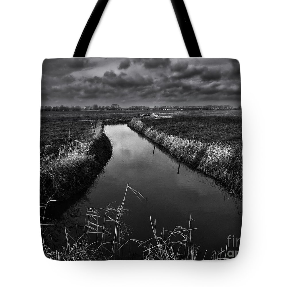 Bruges Belgium Tote Bag featuring the photograph Damme, Belgium by Smart Aviation