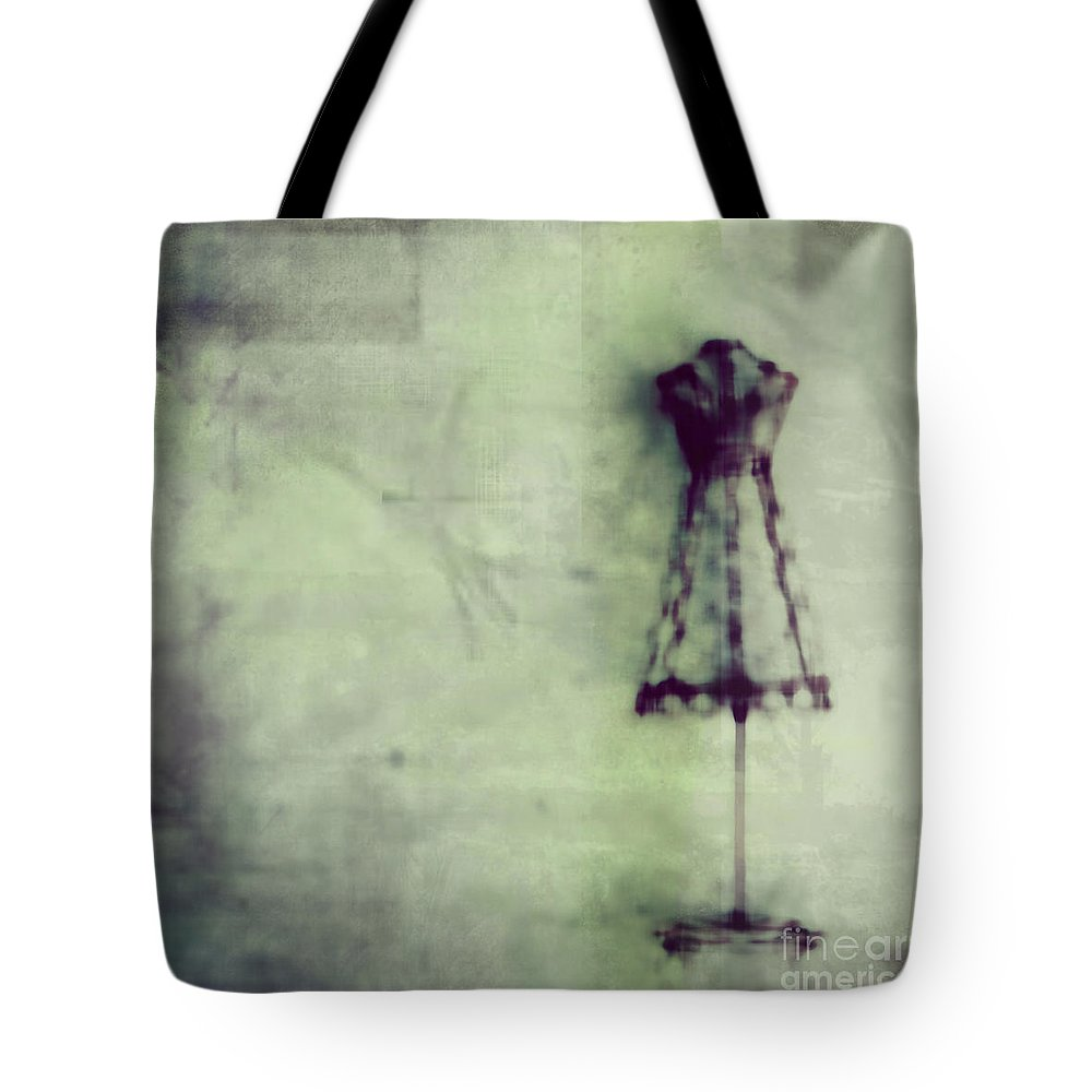 Blue Tote Bag featuring the photograph Dress Me Up In What You Want Me To Be by Dana DiPasquale