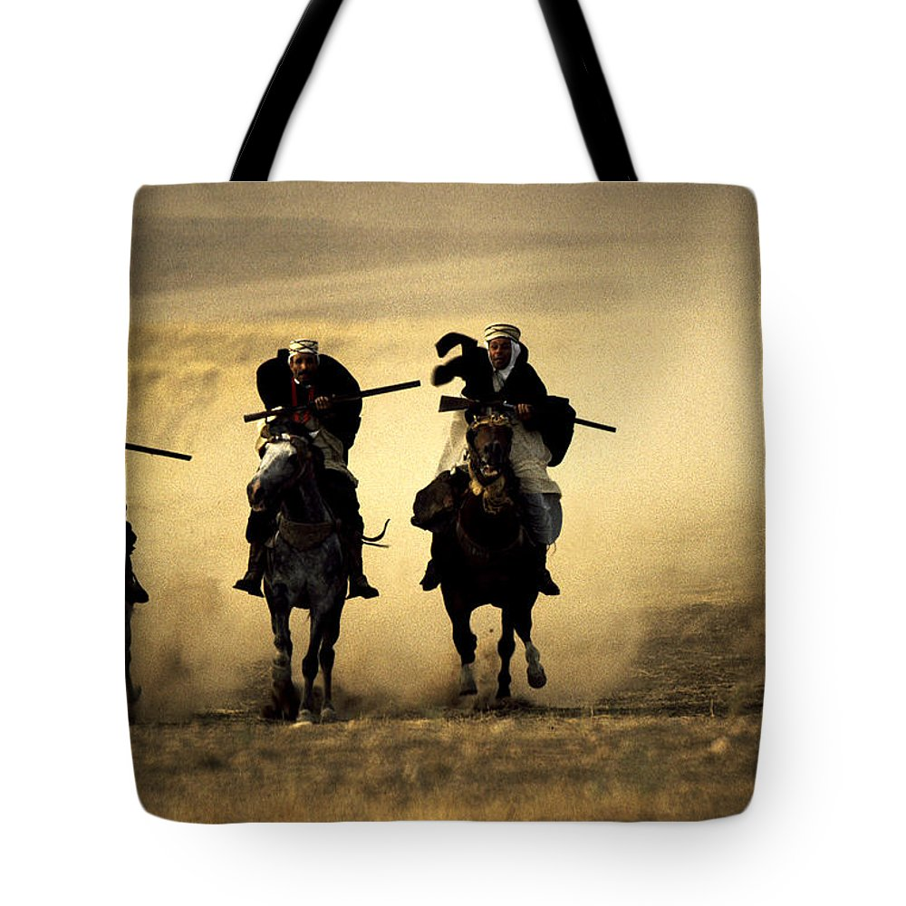Fnatasia Tote Bag featuring the photograph Fantasia by Michael Mogensen