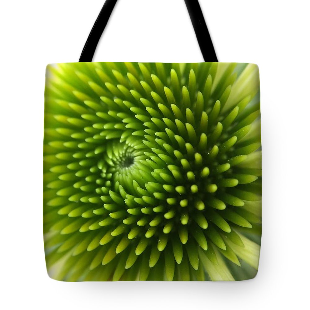 Flower Tote Bag featuring the photograph Flower by Maxim Tzinman