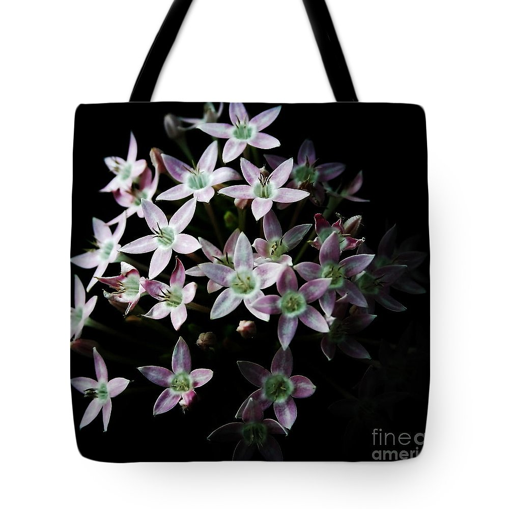 Flower Tote Bag featuring the photograph Flower by Onie Dimaano