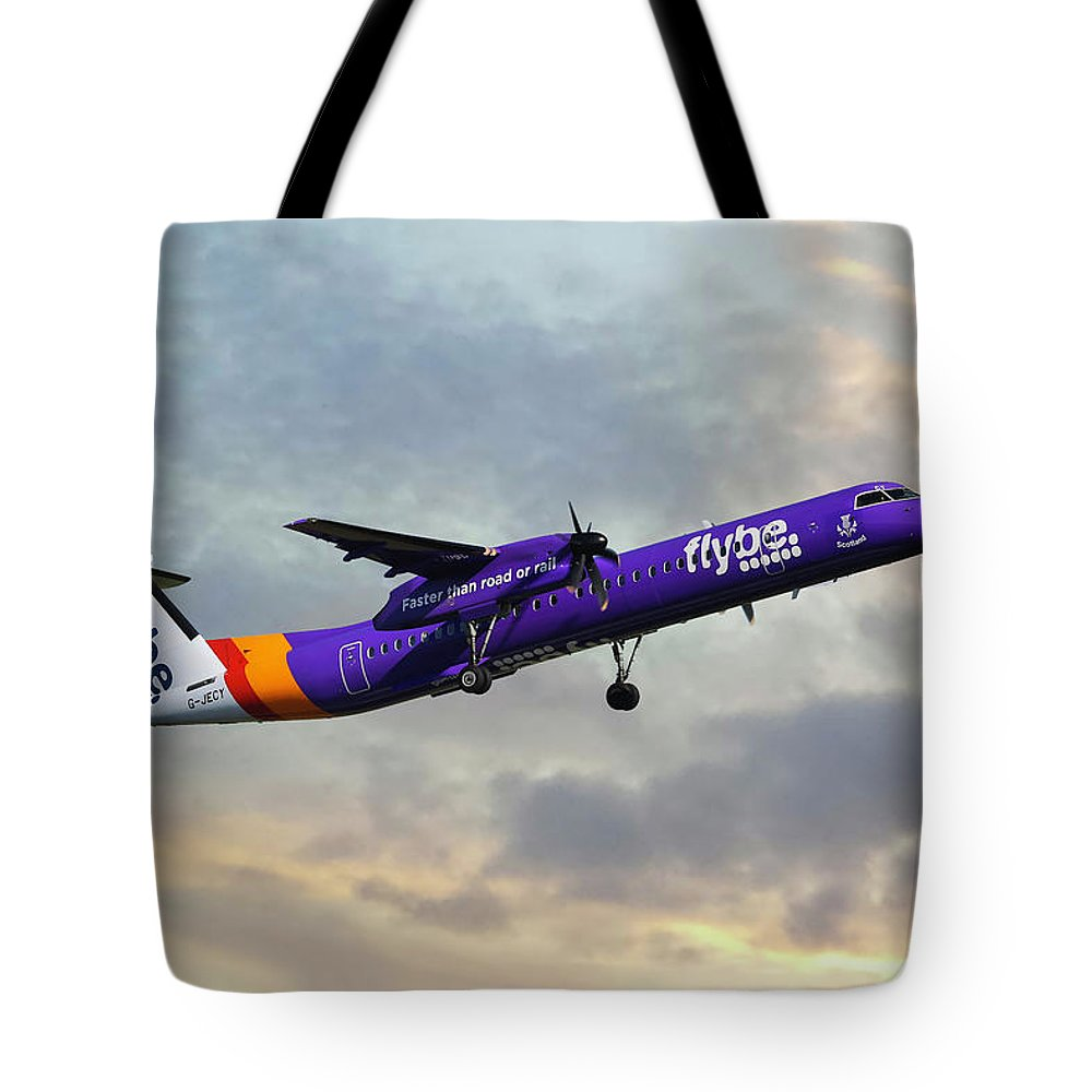 Bombardier Tote Bags