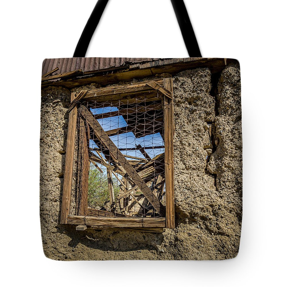 Death Valley National Park Tote Bag featuring the photograph General Store by John Bosma