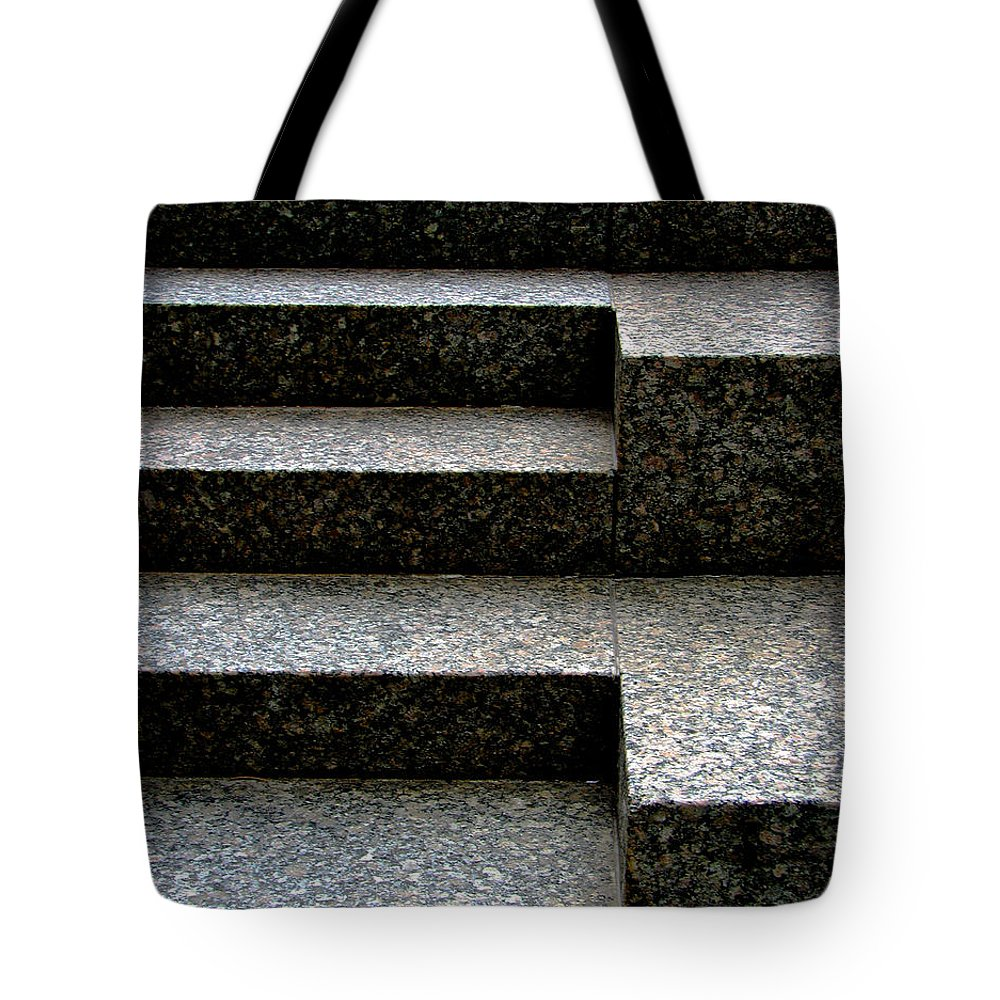 Architectural Tote Bag featuring the photograph Gradation by Dana DiPasquale