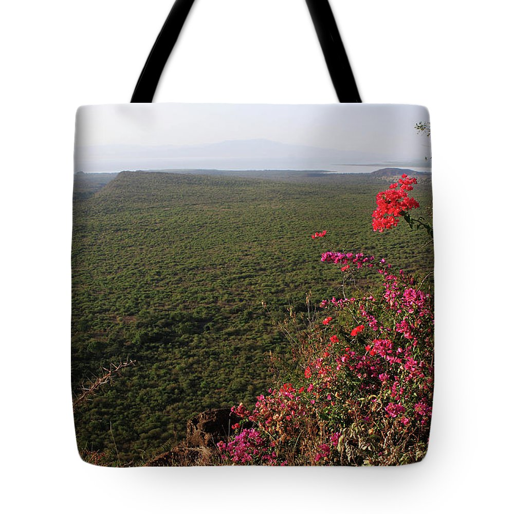 Africa Tote Bag featuring the photograph Great Rift Valley Ethiopia by Aidan Moran