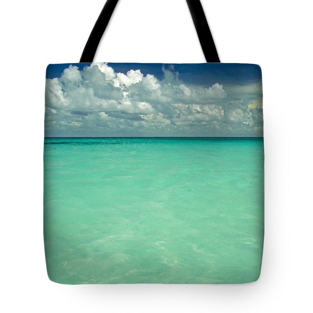 Belize Tote Bag featuring the photograph Heaven by Skip Hunt