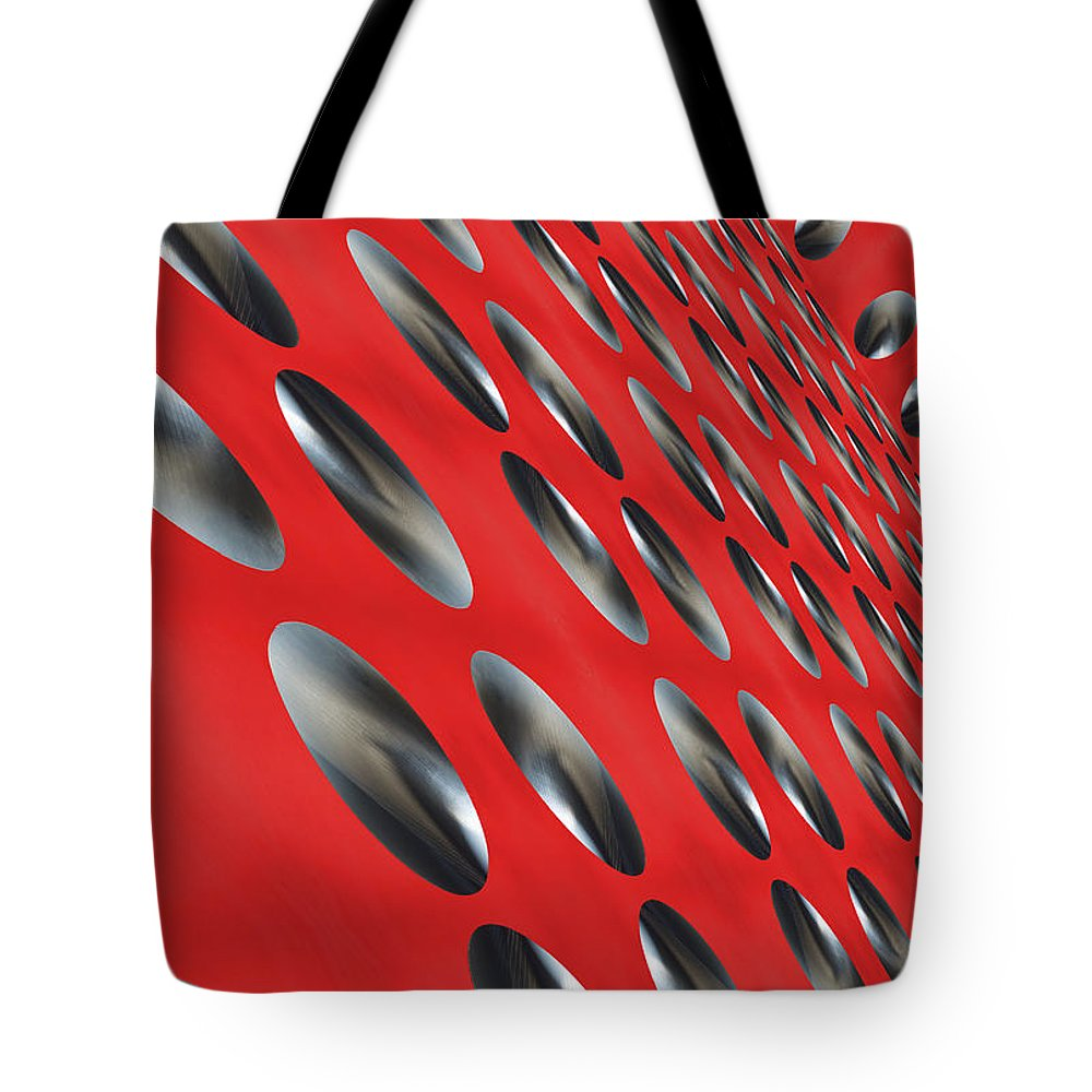 Photography Tote Bag featuring the photograph House Of Black Holes by Paul Wear