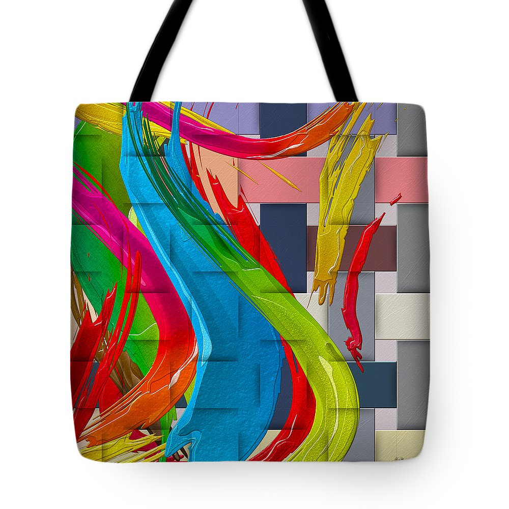 �abstracts Plus� Collection By Serge Averbukh Tote Bag featuring the photograph It's a Virgo - The end of Summer by Serge Averbukh