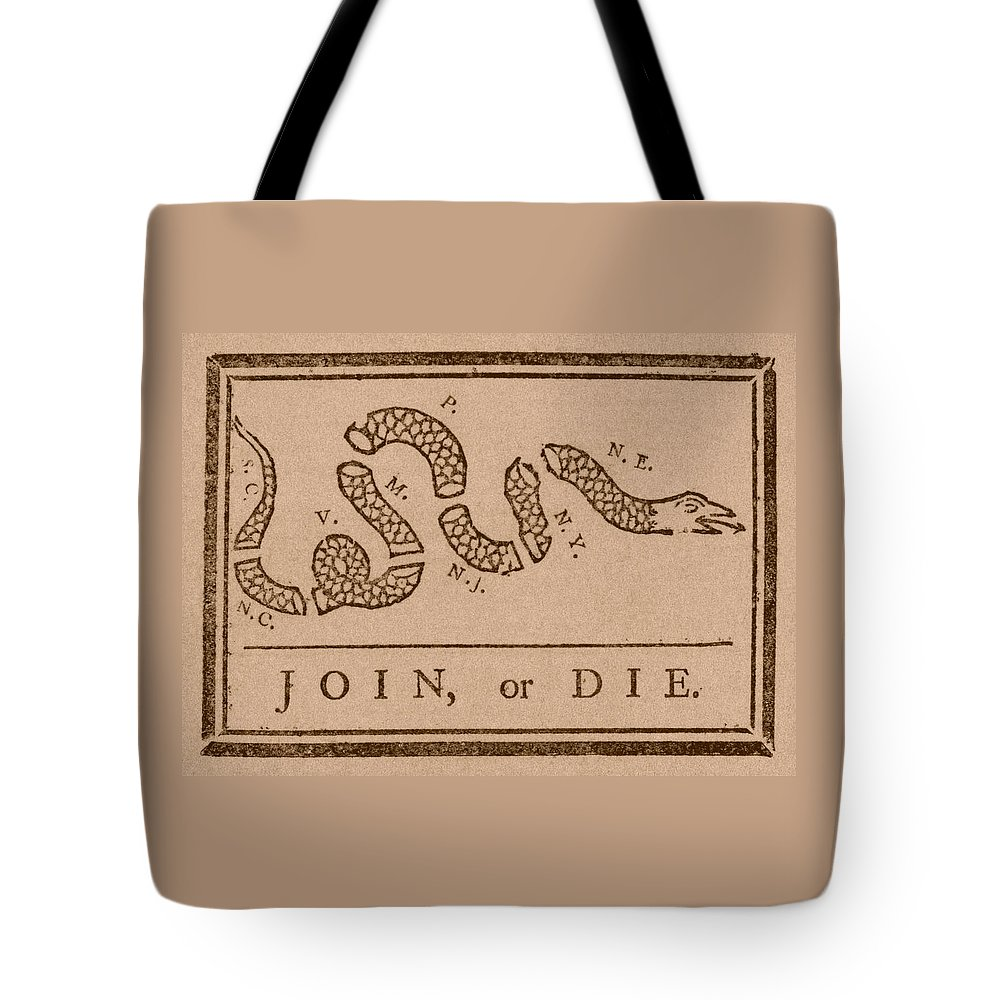 Snake Tote Bags