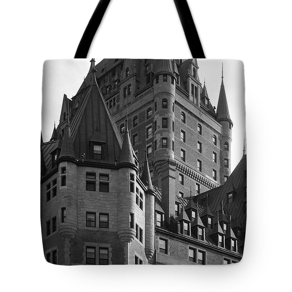 North America Tote Bag featuring the photograph Le Chateau by Juergen Weiss