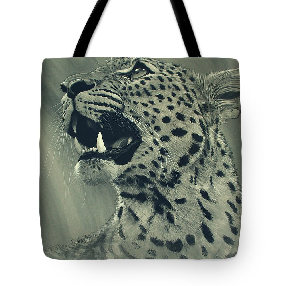 Leopard Tote Bags