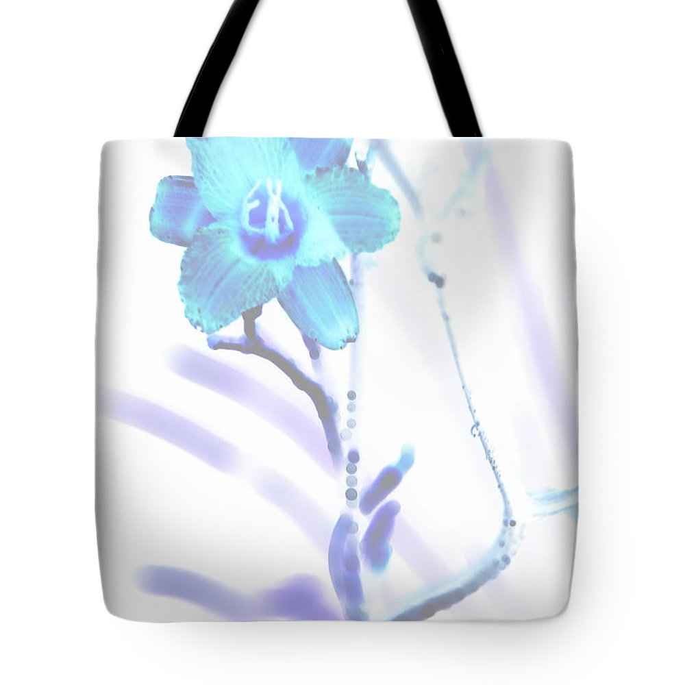 Lily Tote Bag featuring the photograph Lily by Amanda Barcon