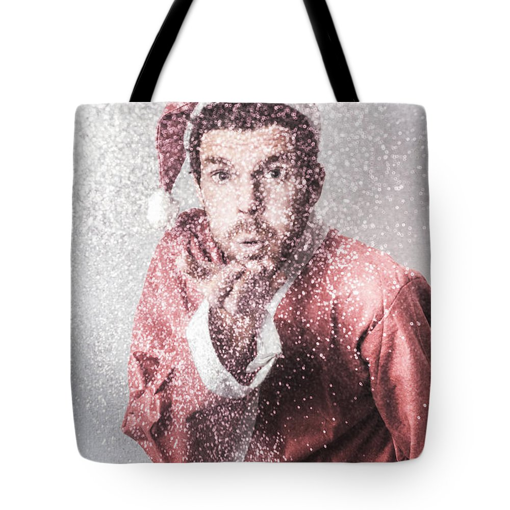 Magic Tote Bag featuring the photograph Magic Of Christmas by Jorgo Photography - Wall Art Gallery