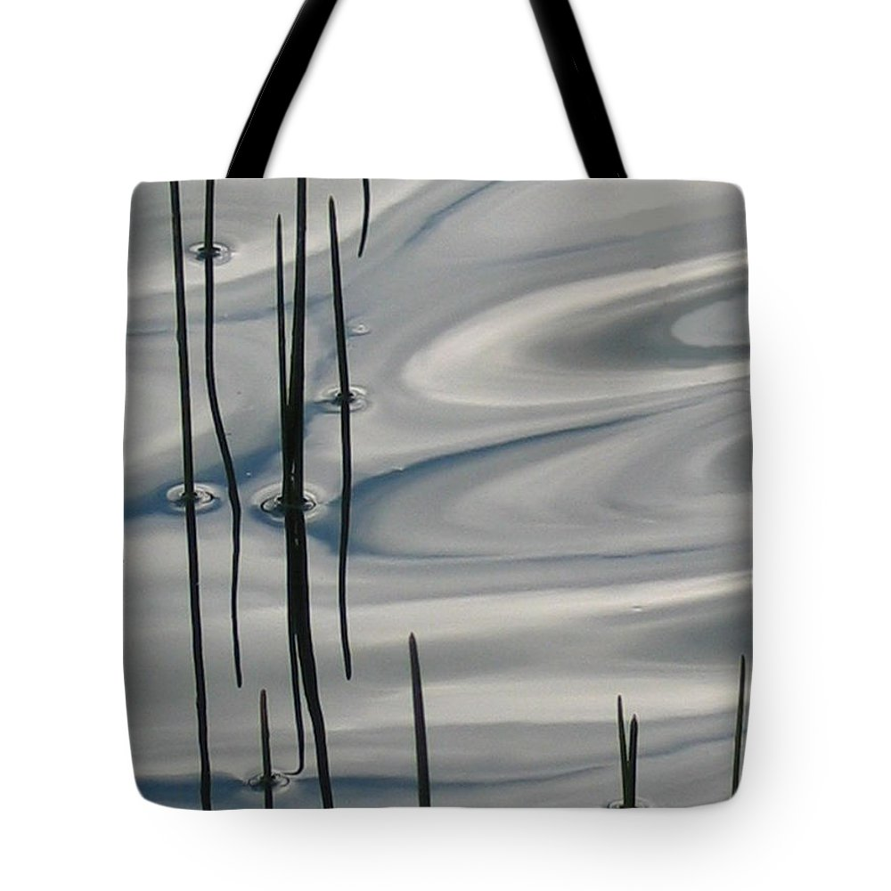 Swirling Tote Bag featuring the photograph Mesmerized by Idaho Scenic Images Linda Lantzy