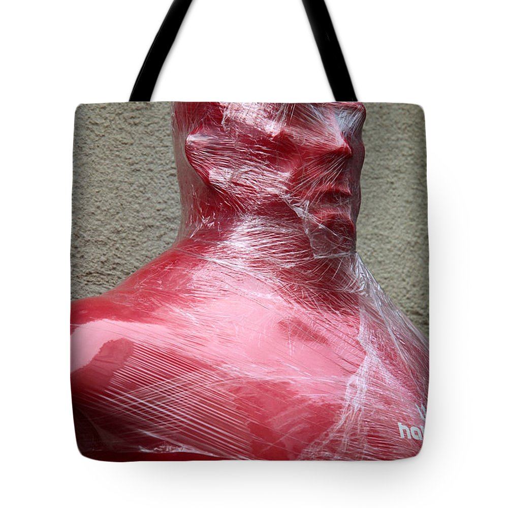 Istanbul Tote Bag featuring the photograph Monty by Jez C Self