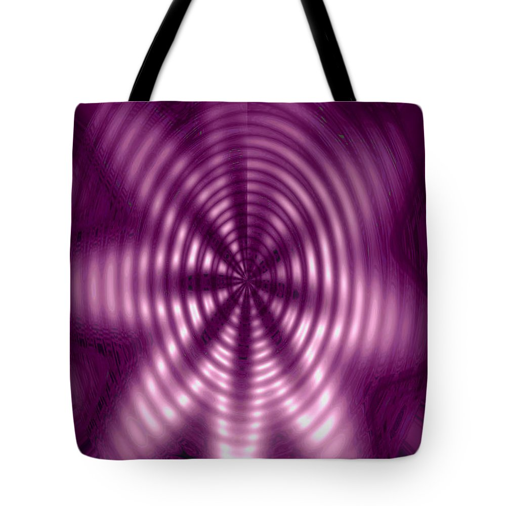 Moveonart! Global Gathering. -- Digital Abstract Art By Jacob Kane -- Omnetra Tote Bag featuring the digital art Moveonart Lightimaging by Jacob Kanduch
