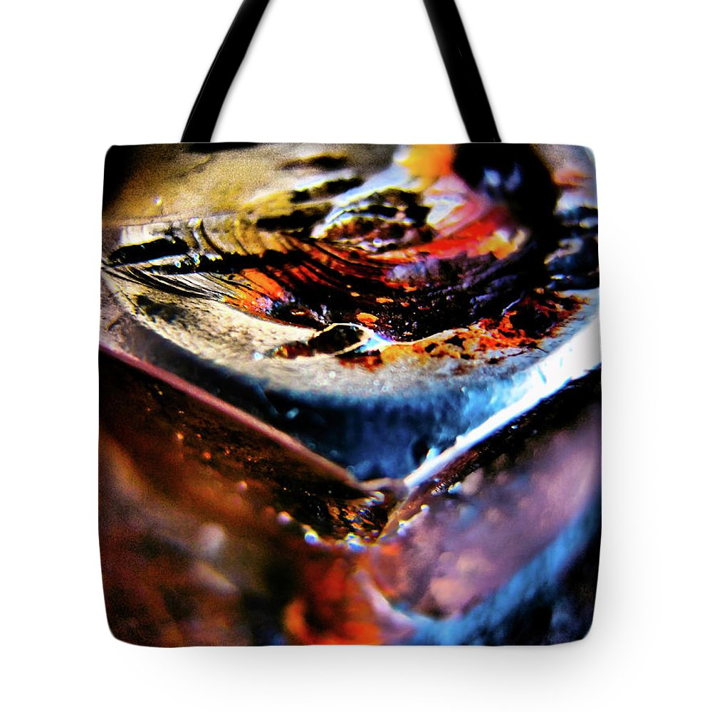 My Precious Tote Bag featuring the photograph My Precious by Skip Hunt