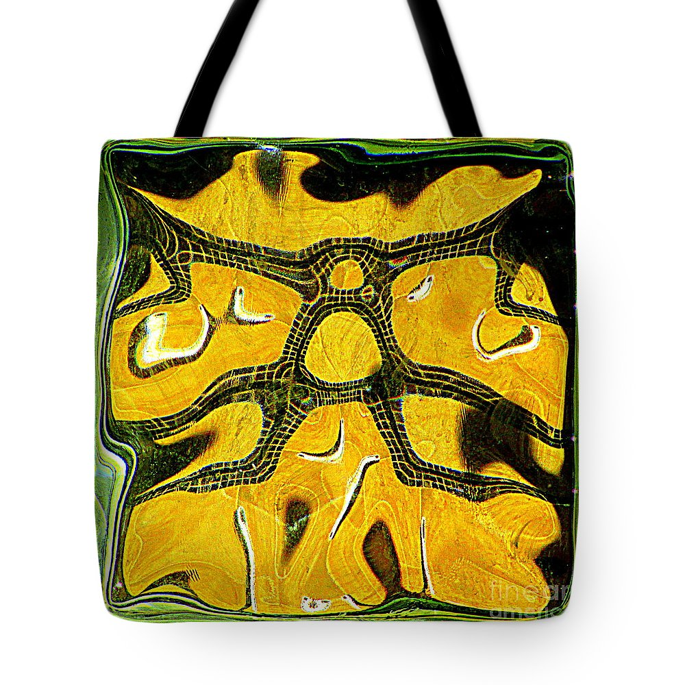 Native Tote Bag featuring the photograph Native by Randall Weidner