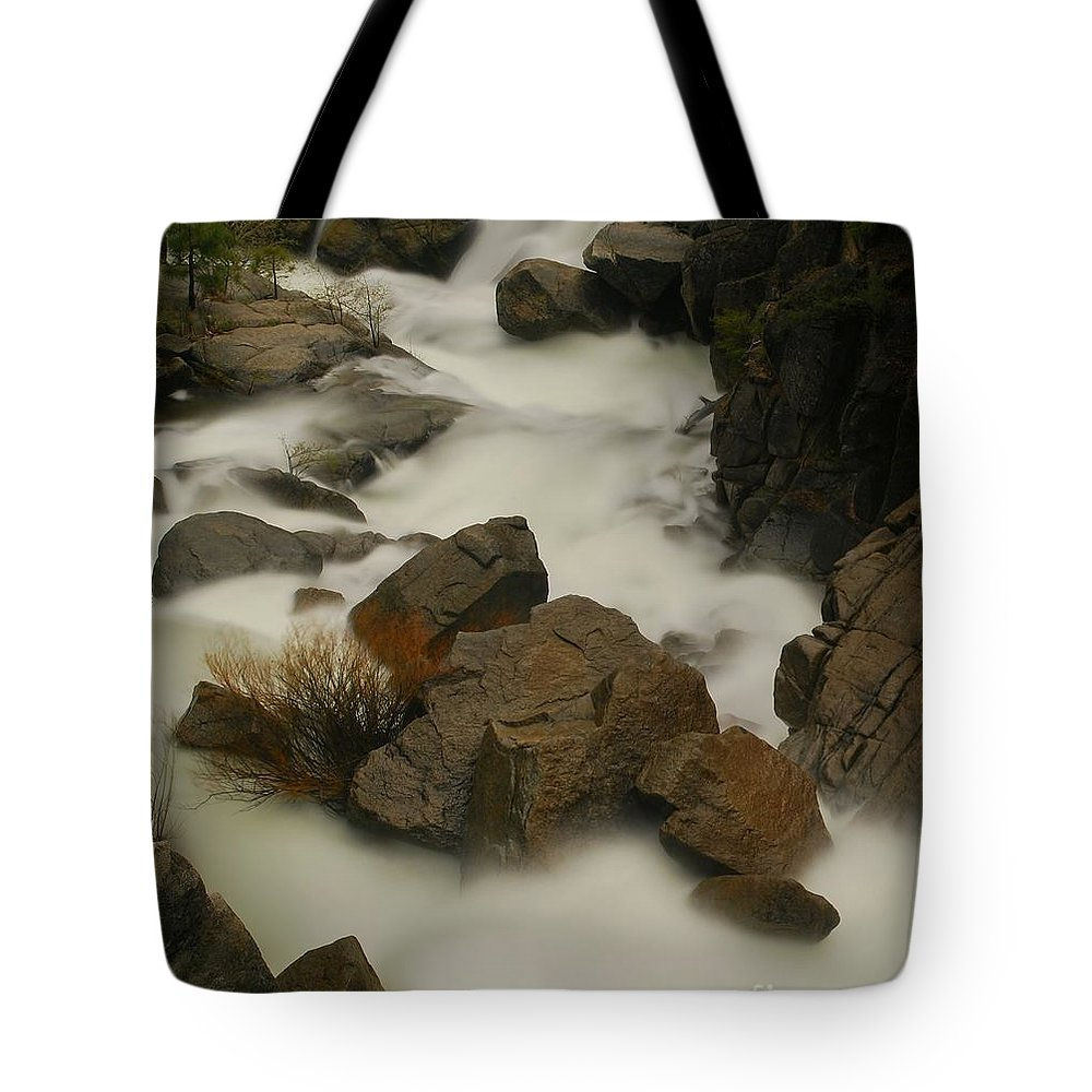 Nature Tote Bag featuring the photograph Nature by Catherine Lau