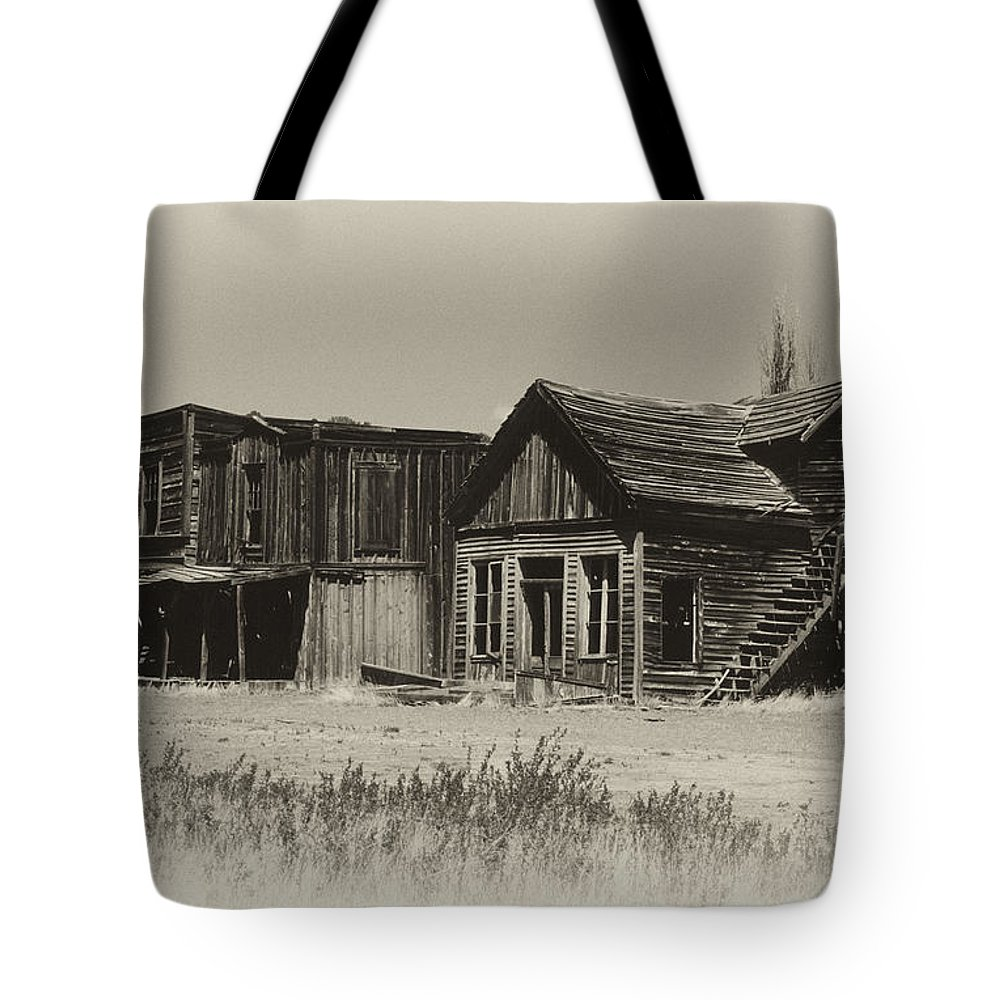 Southwest Tote Bag featuring the photograph Once Upon A Time by Sandra Bronstein