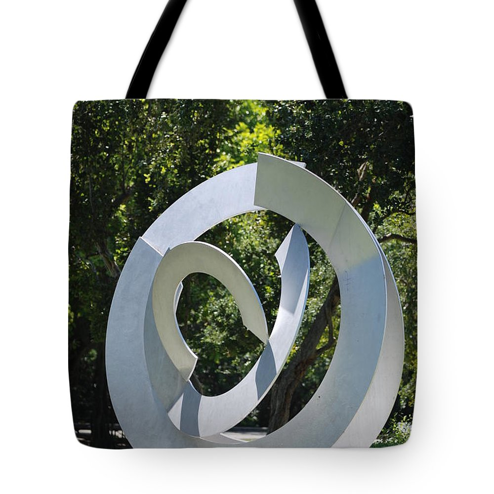 Landscape Tote Bag featuring the photograph Orbs by Rob Hans