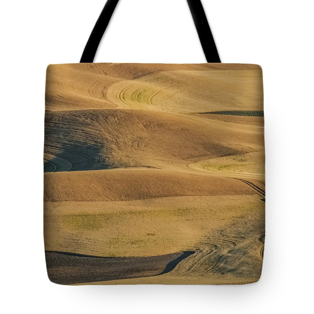 Jean Noren Tote Bag featuring the photograph Palouse Palate by Jean Noren