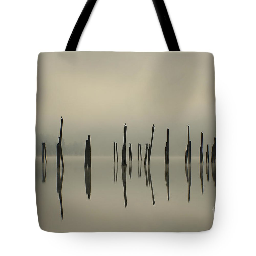 Tranquility Tote Bag featuring the photograph Pend Oreille Reflections by Idaho Scenic Images Linda Lantzy
