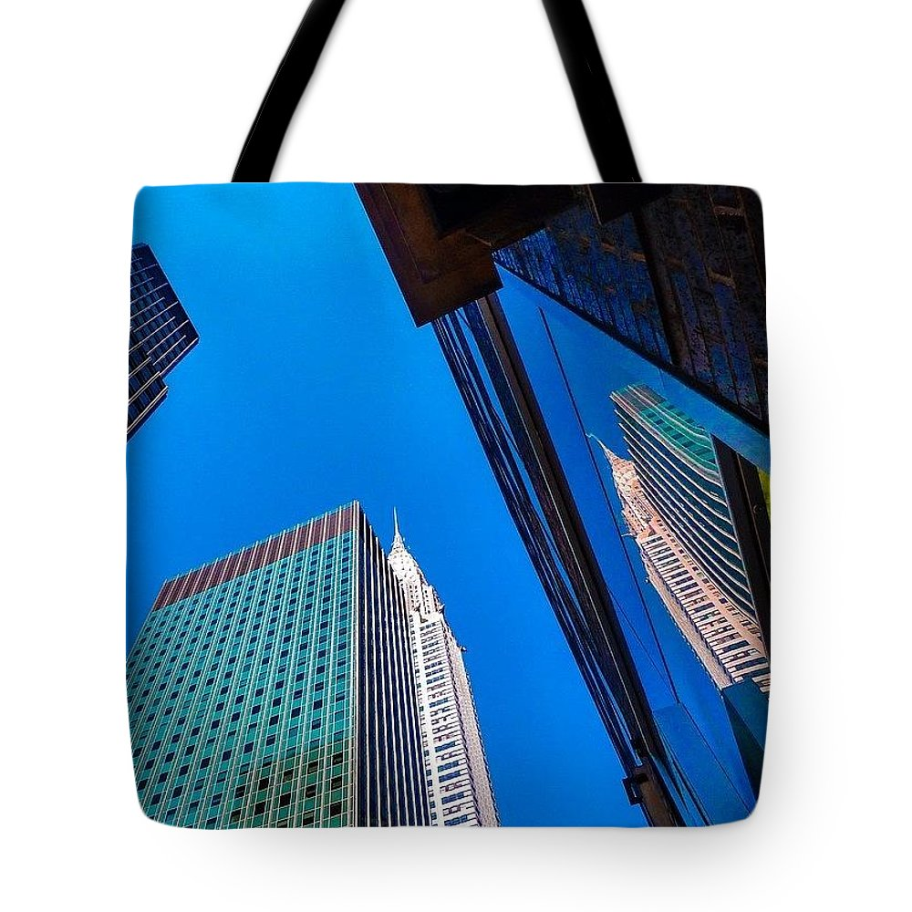 Beautiful Tote Bag featuring the photograph Photoshopping #tbt #nyc Summer Of 2013 by Austin Tuxedo Cat