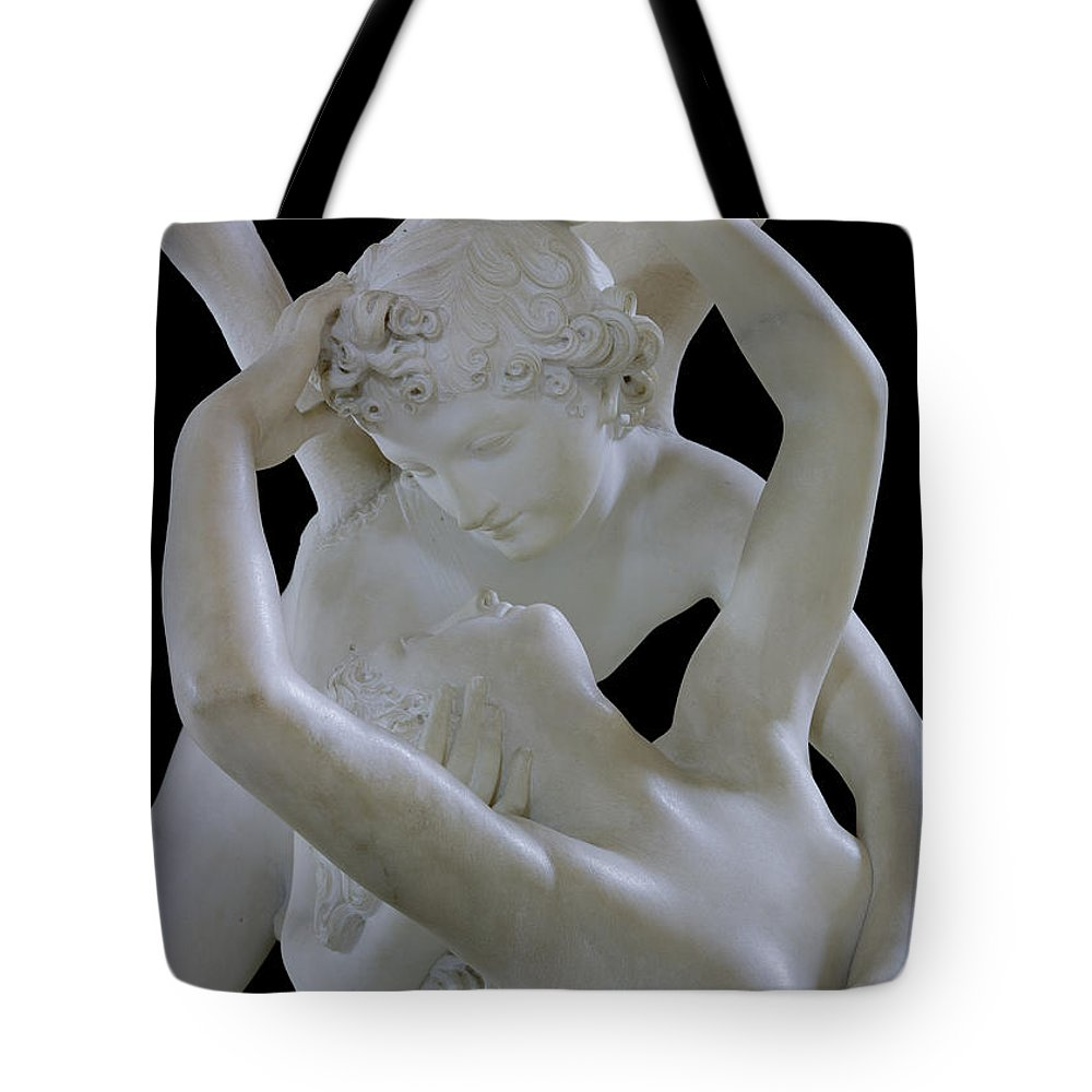 Psyche Tote Bags
