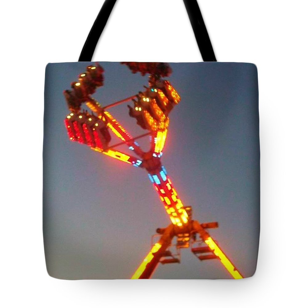 Tote Bag featuring the photograph Ride by Studio Two Twenty - Four