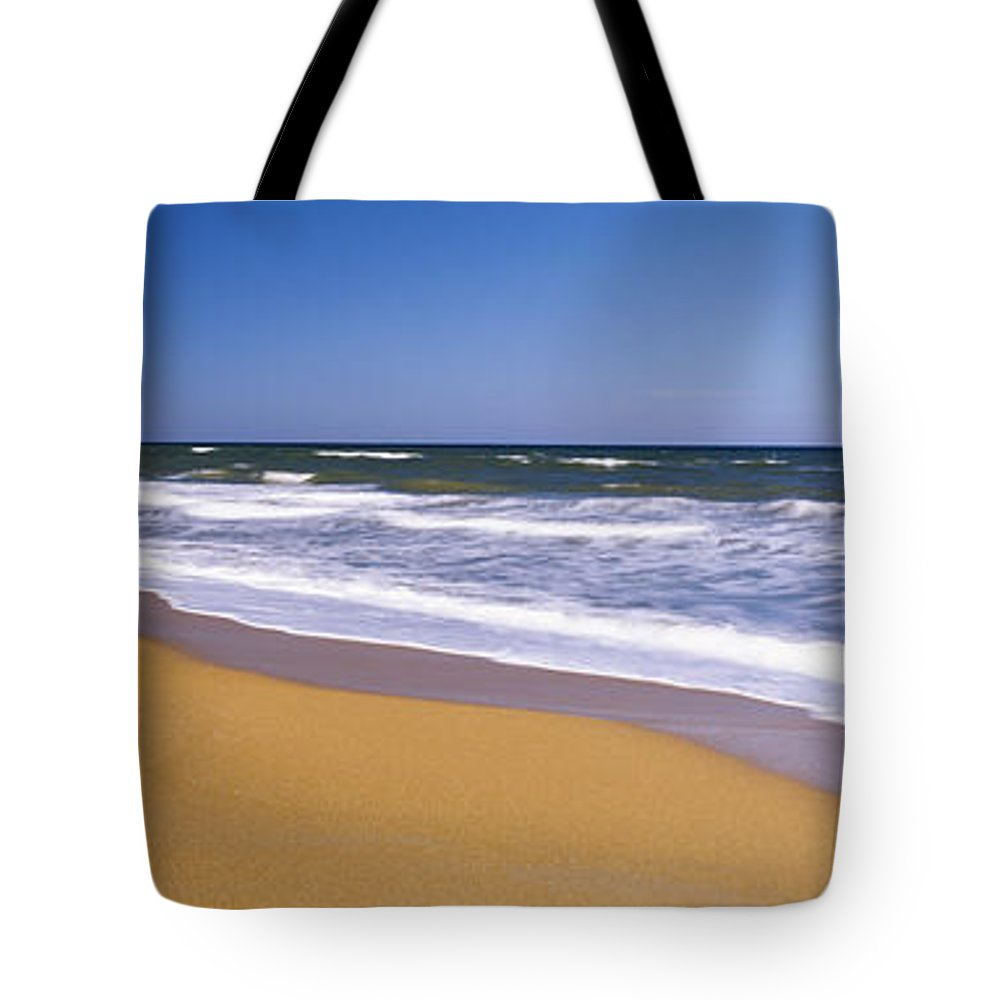 Photography Tote Bag featuring the photograph Route A1a, Atlantic Ocean, Flagler by Panoramic Images
