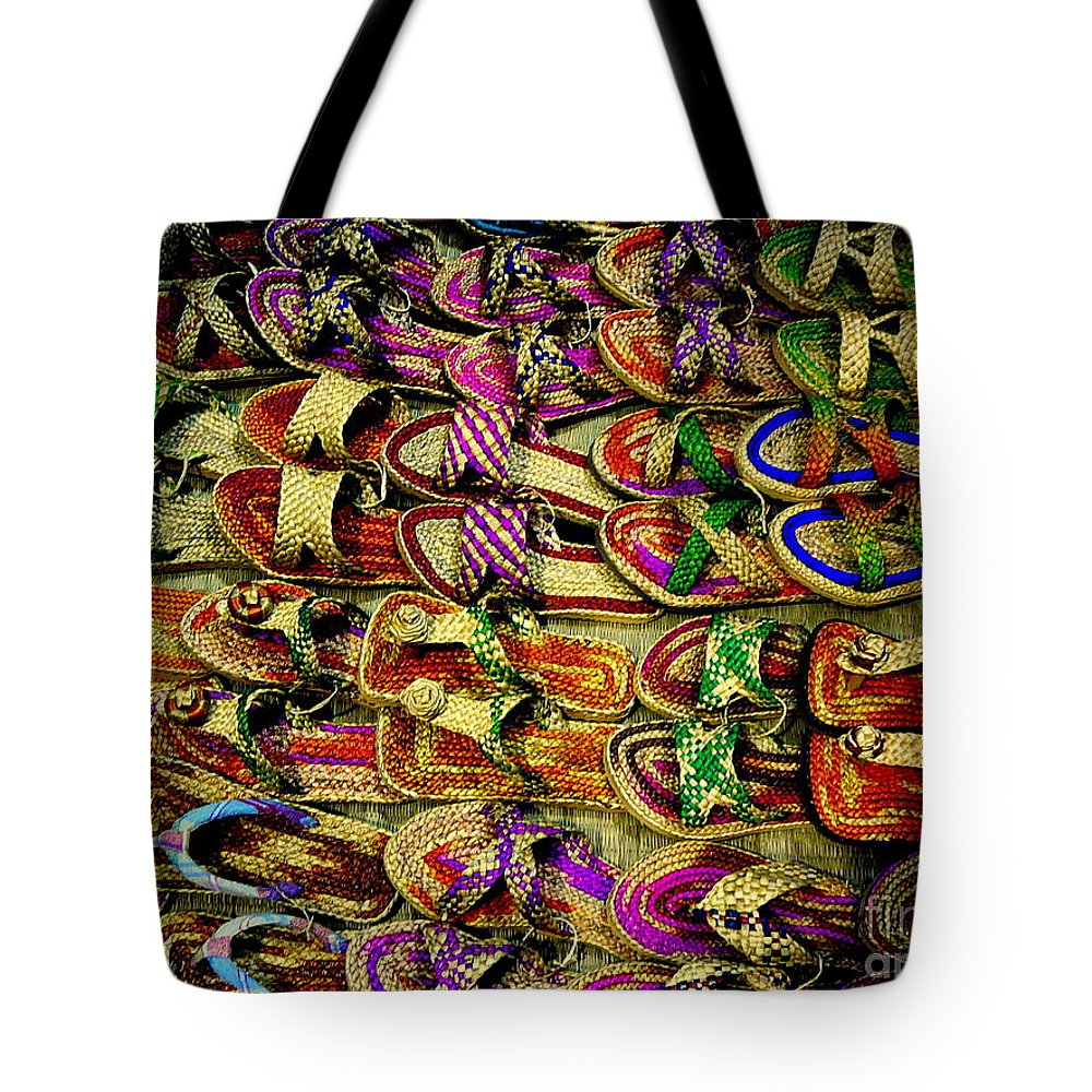 Shoes Tote Bag featuring the photograph Shoes by Eclectic Captures