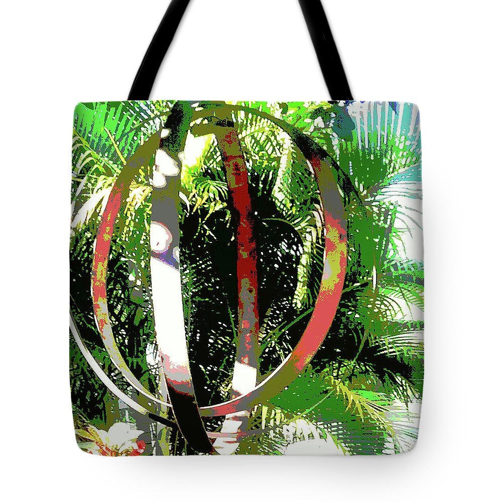 Tote Bag featuring the photograph Sphere by Randolph Thompson