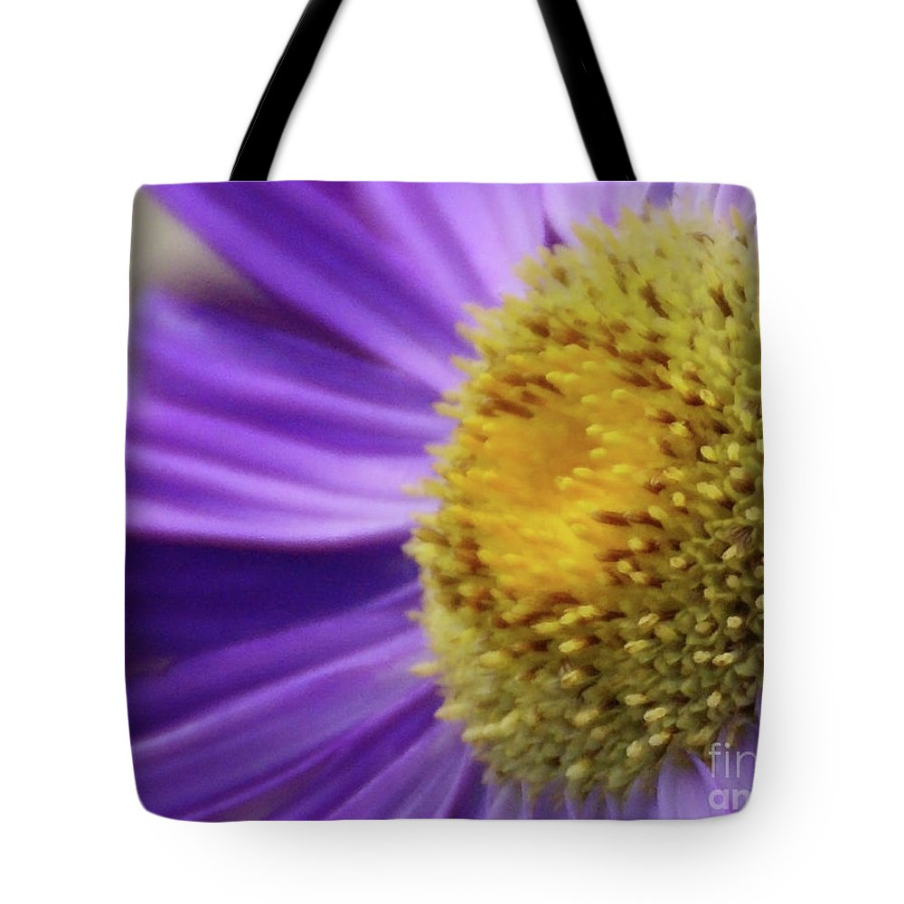 Flower Tote Bag featuring the photograph Springtime by Linda Shafer