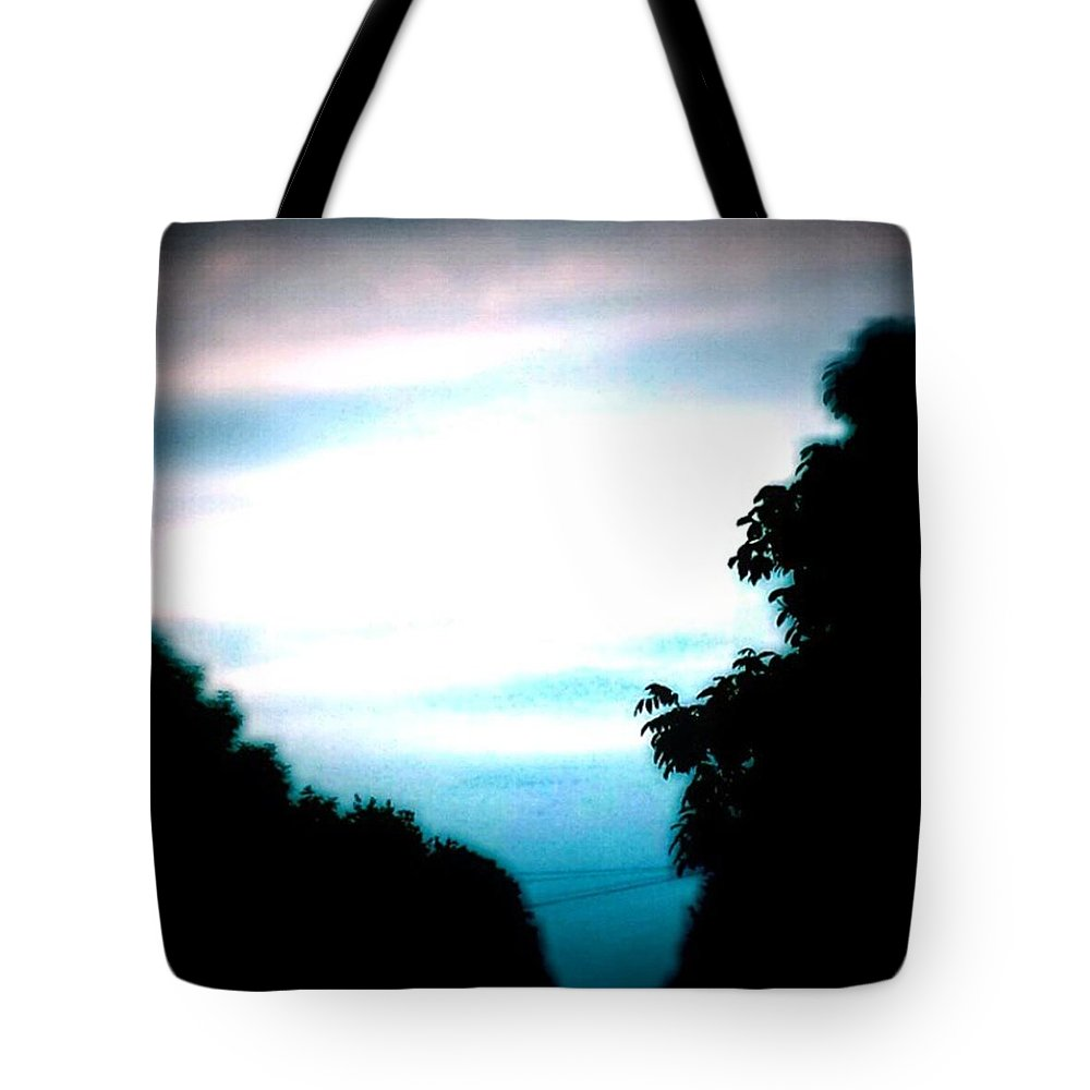 Beautiful Tote Bag featuring the photograph #sunrise #sun #tagsforlikes.com #tflers by Jah Love