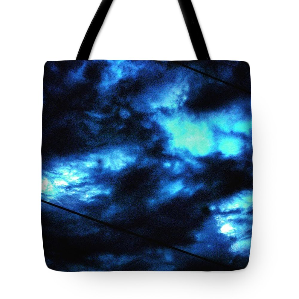 Beautiful Tote Bag featuring the photograph #sunrise #sunshine #pretty #beautiful by Jason Michael Roust