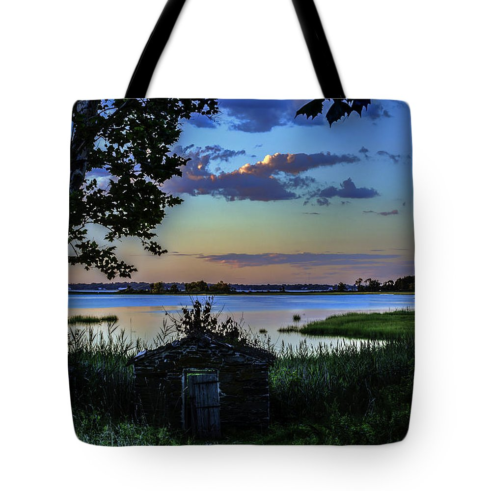 Sunset Tote Bag featuring the photograph Sunset by Billy Bateman