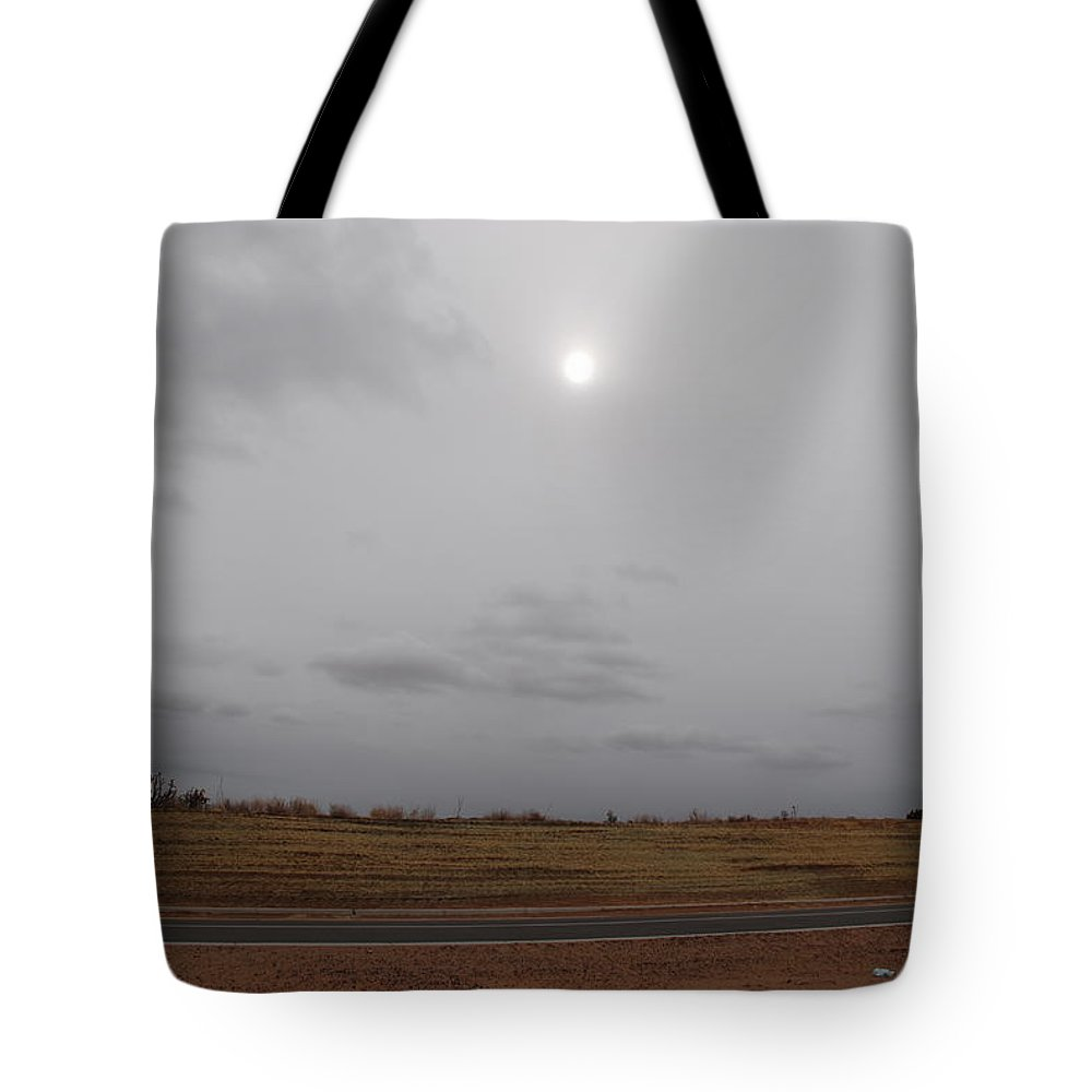 Desert Tote Bag featuring the photograph Sunset In The Desert by Rob Hans