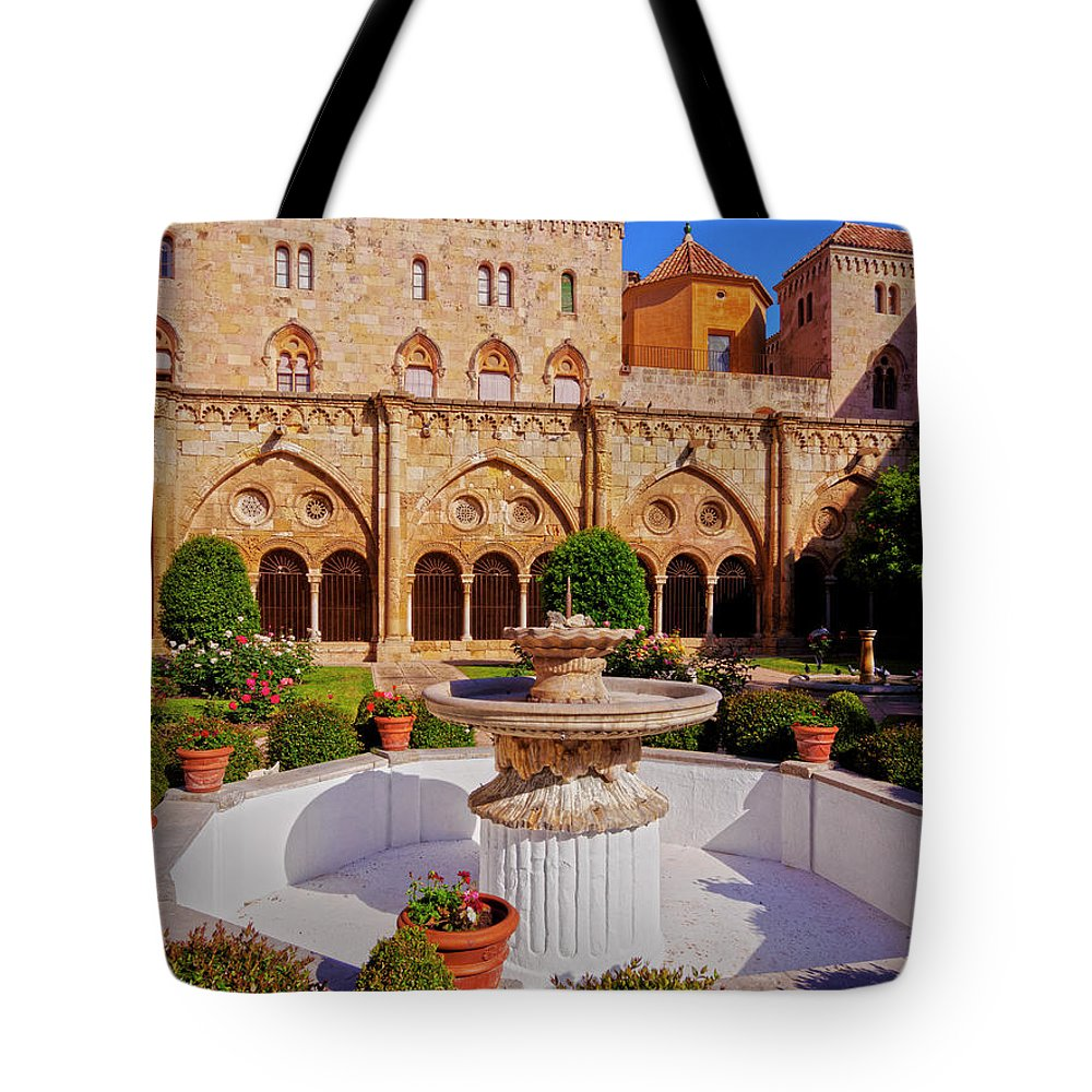 Spain Tote Bag featuring the photograph Tarragona, Spain by Karol Kozlowski