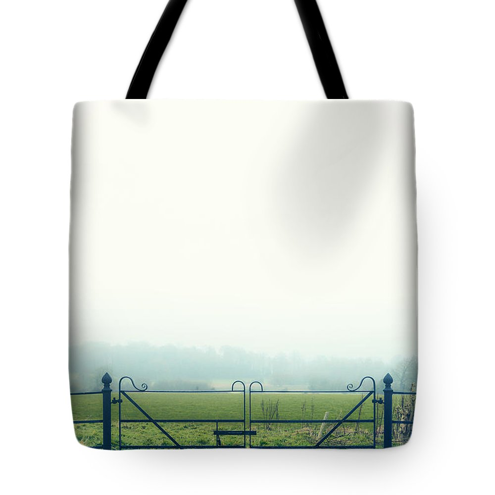 Misty Tote Bags